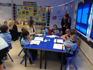 Spanish Wow Day at Primary School