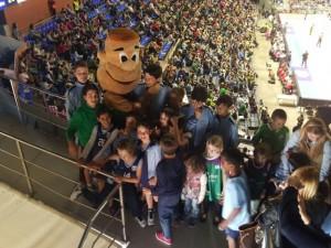 "Aloha College ""Family Basketball Activity"": Unicaja Match"