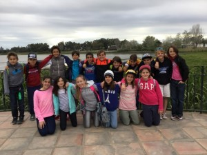 Y6 Trip to Doñana – First day of experiences