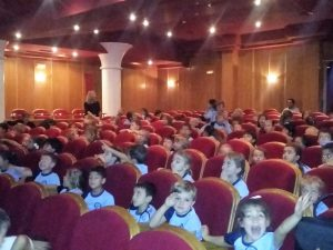 Years 1 and 2 Trip to Marbella Theatre