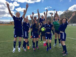 Under 13 International Schools Football Tournament 2017