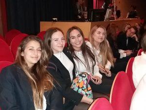 Y12 visit to Alameda Málaga Theatre