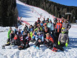 Ski Trip to Folgaria- Italy/ February 2017