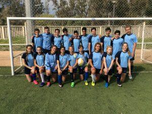 Under 15 International Schools Football tournament 8th March 2017