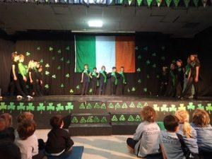 St. Patrick's Day Assembly 17 March 2017