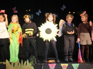 Primary Assembly- Plants
