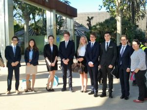 BIMUN 17- Barcelona International Model United Nations