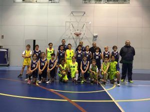 ACBC – Aloha College vs Benahavis Basketball Club- April 28